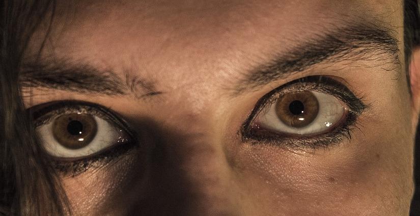 Los ojos delmal