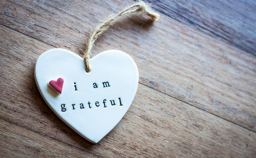 Agradecimiento y balance